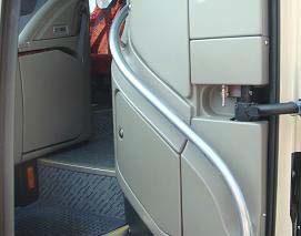 中部観光 大型バス53 車内写真3