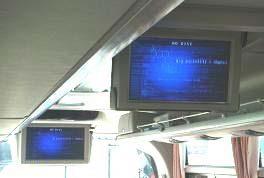 中部観光 大型バス53 車内写真5