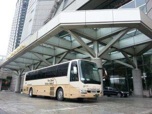 恵那市 中部観光株式会社 バス写真